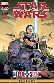 Star Wars: Jedi vs. Sith (2001) #2 (of 6)