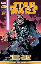 Star Wars: Jedi vs. Sith (2001) #3 (of 6)