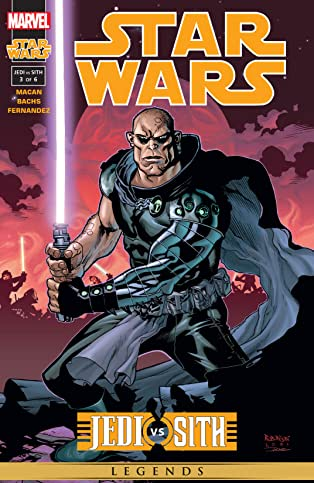 Star Wars: Jedi vs. Sith (2001) #3 (of 6)