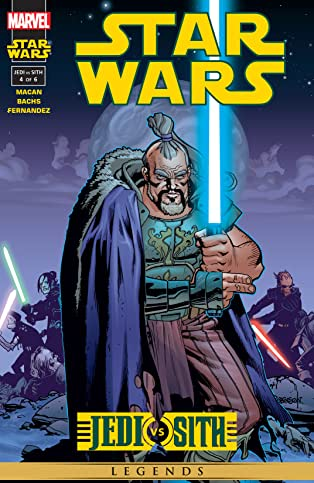 Star Wars: Jedi vs. Sith (2001) #4 (of 6)