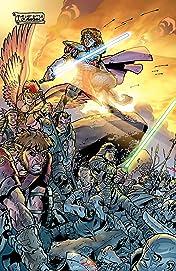 Star Wars: Jedi vs. Sith (2001) #6 (of 6)