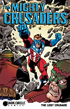 The Mighty Crusaders: The Lost Crusade