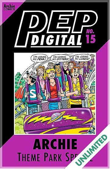 PEP Digital #15: Archie Theme Park Special