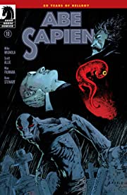 Abe Sapien #10