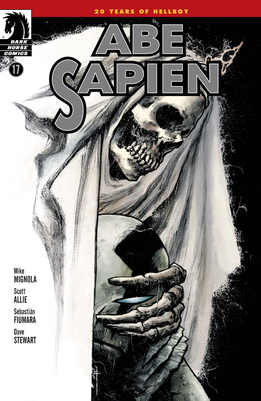 Abe Sapien #17