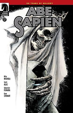 Abe Sapien No.17