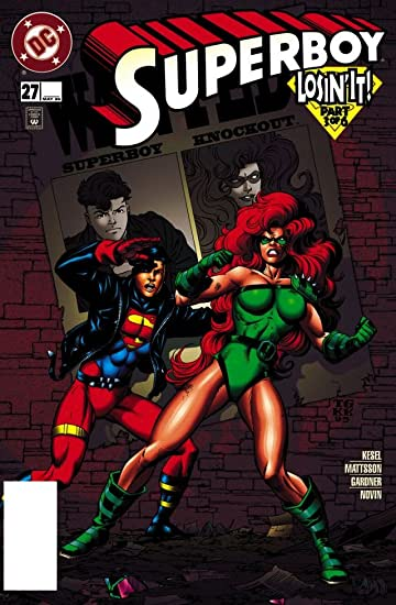 Superboy (1994-2002) #27