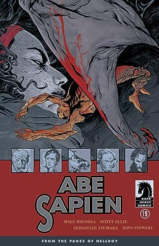 Abe Sapien No.19