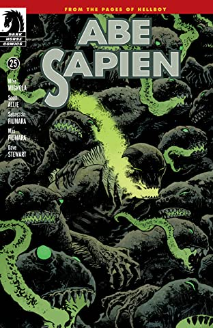 Abe Sapien No.25