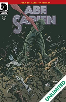 Abe Sapien #5: The New Race of Man (Part 2 of 2)