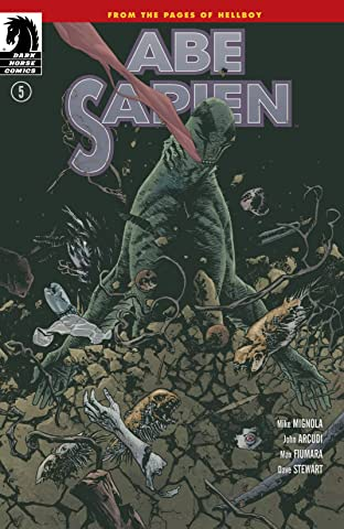Abe Sapien No.5: The New Race of Man (Part 2 of 2)