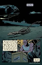Abe Sapien: The Abyssal Plain #1