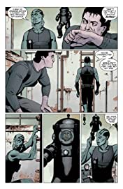 Abe Sapien: The Abyssal Plain #2