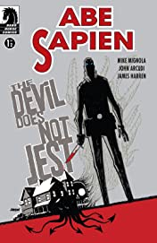 Abe Sapien: The Devil Does Not Jest #1