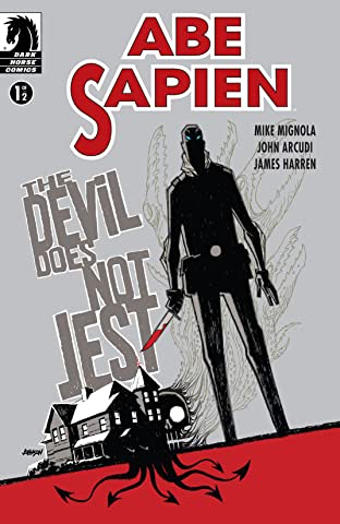 Abe Sapien: The Devil Does Not Jest No.1