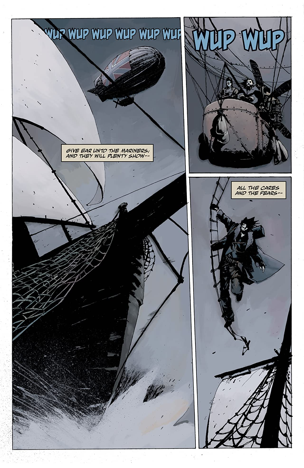 Abe Sapien: The Drowning #1