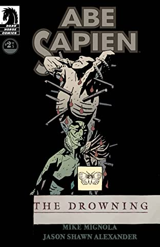 Abe Sapien: The Drowning No.2