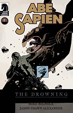 Abe Sapien: The Drowning No.3