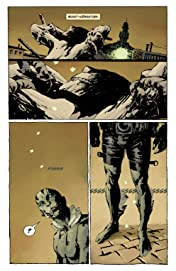 Abe Sapien: The Drowning #3