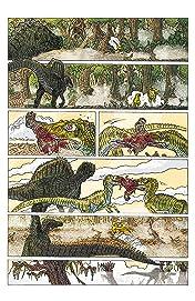Age of Reptiles #1