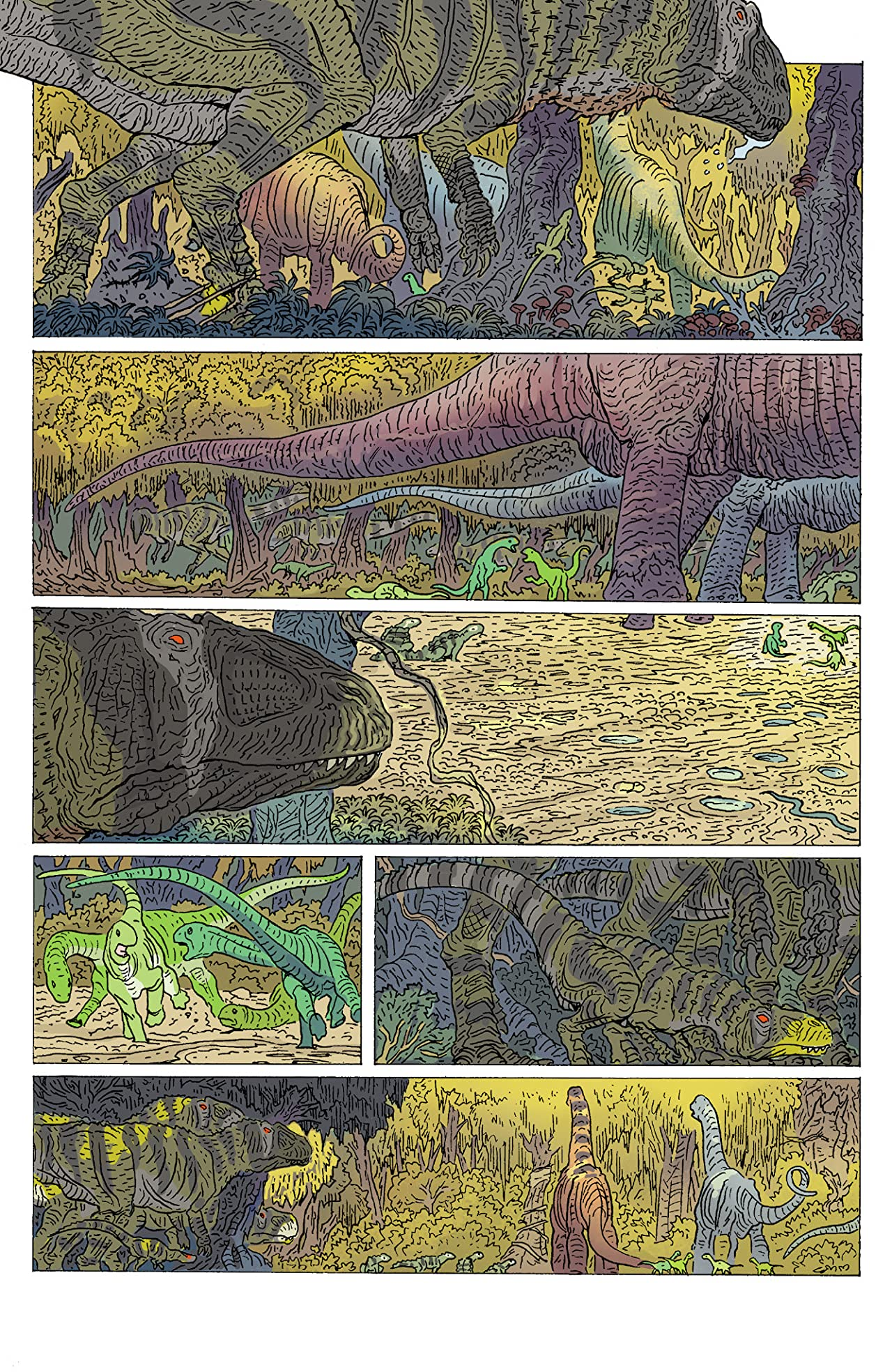 Age of Reptiles #2