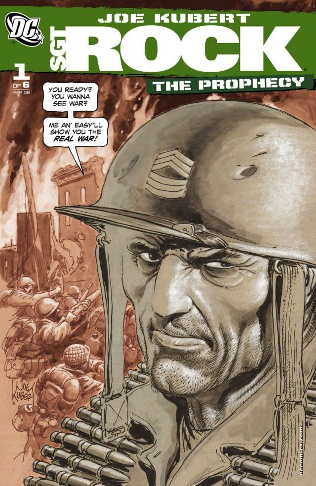 Sgt. Rock: The Prophecy #1 (of 6)