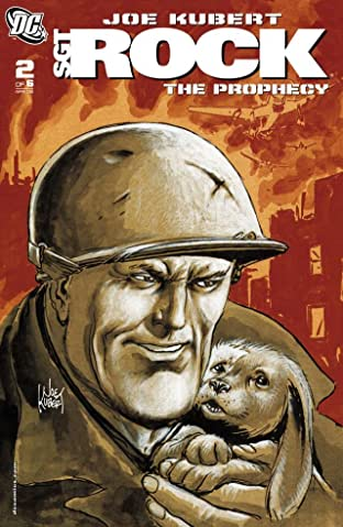 Sgt. Rock: The Prophecy #2