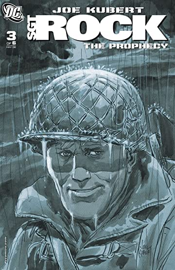 Sgt. Rock: The Prophecy #3 (of 6)