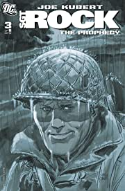 Sgt. Rock: The Prophecy #3