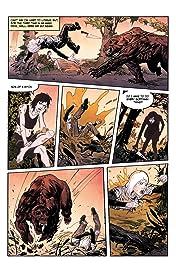 Alabaster: Wolves #4
