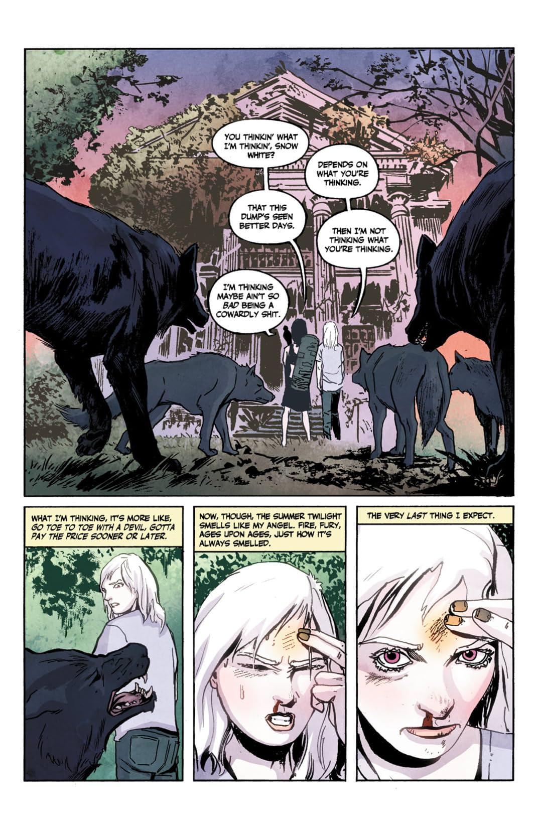 Alabaster: Wolves #5