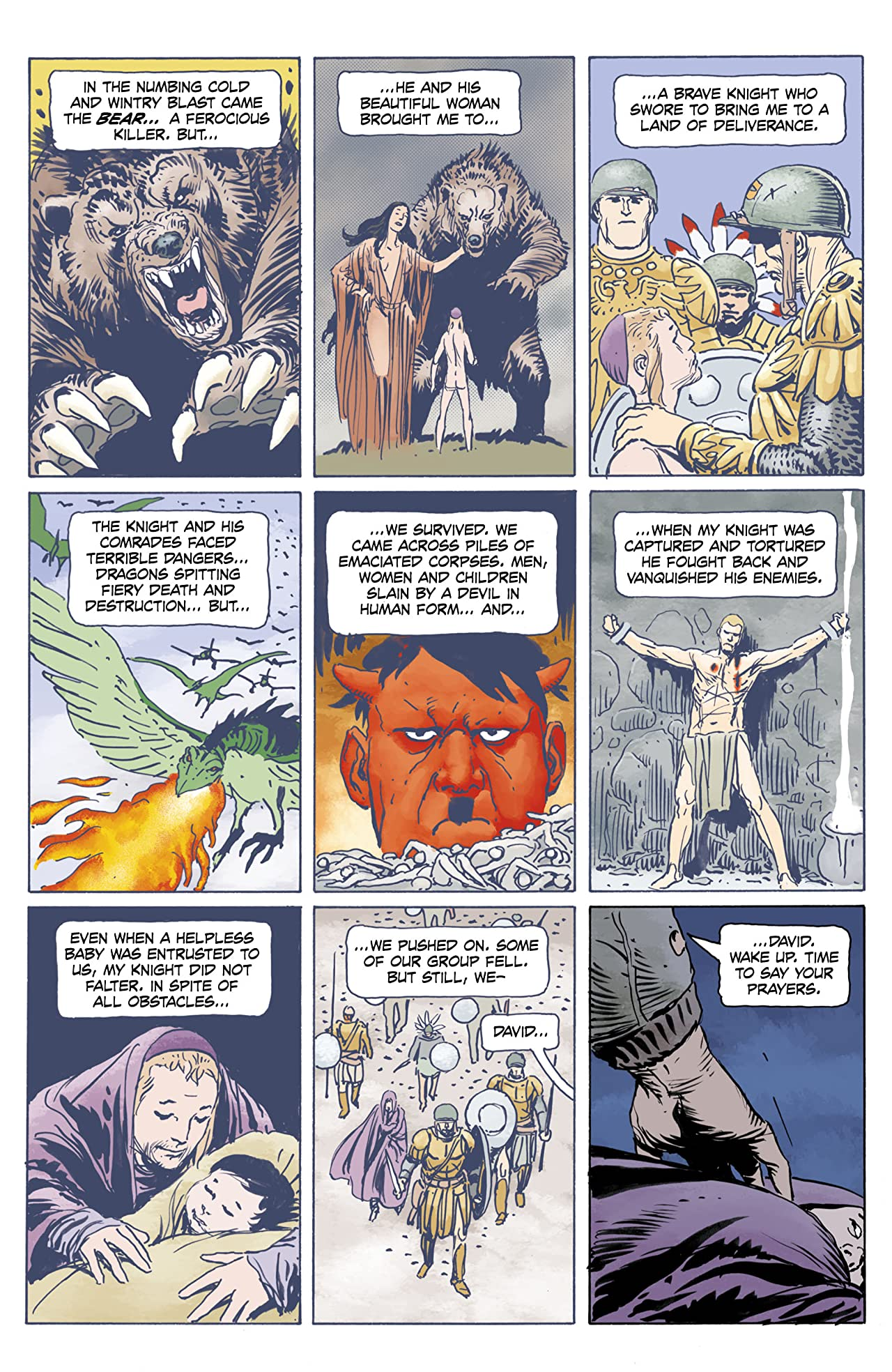 Sgt. Rock: The Prophecy #6 (of 6)
