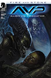 Alien vs. Predator: Fire and Stone #2