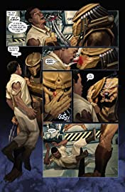 Alien vs. Predator: Fire and Stone #3
