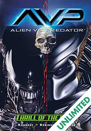 Alien vs. Predator #0: Thrill of the Hunt