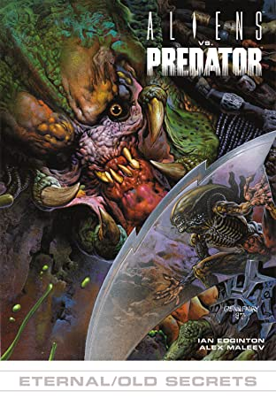 Aliens vs. Predator #4: Eternal/Old Secrets