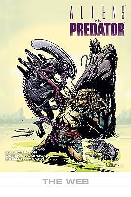 Aliens vs. Predator #5: The Web