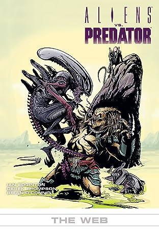 Aliens vs. Predator No.5: The Web