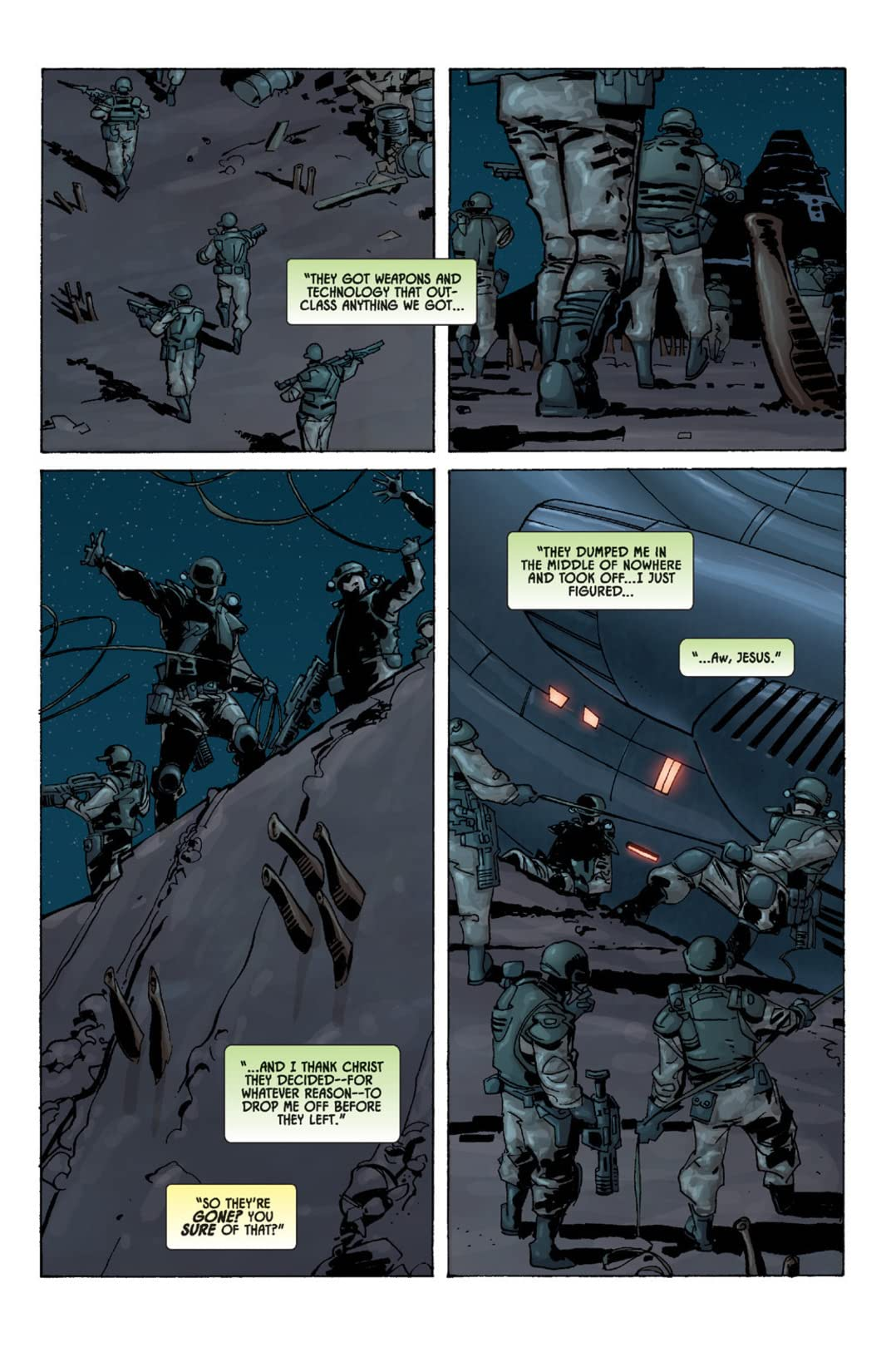 Aliens vs. Predator: Three World War #2