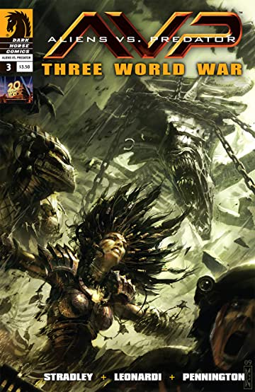 Aliens vs. Predator: Three World War #3