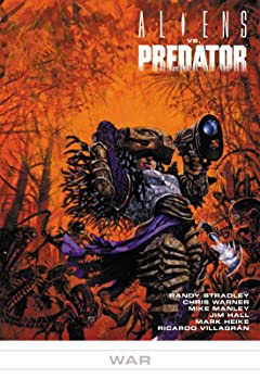 Aliens vs. Predator #3: War