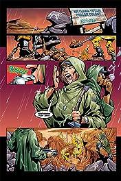 Aliens vs. Predator #9: Xenogenesis