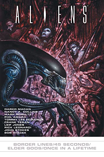 Aliens #32: Border Lines/45 Sec/Elder Gods/Once in a Lifetime