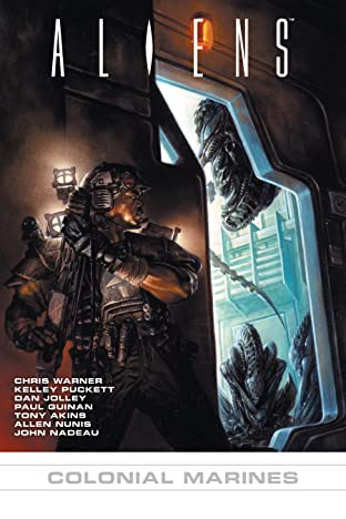 Aliens #7: Colonial Marines