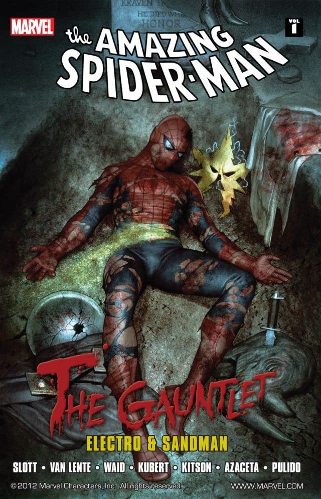 Spider-Man: The Gauntlet Vol. 1: Electro and Sandman