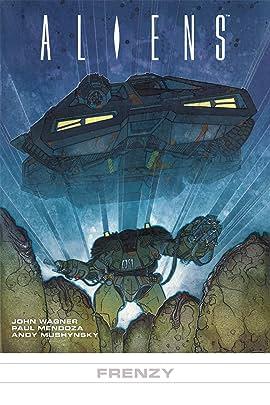 Aliens #16: Frenzy