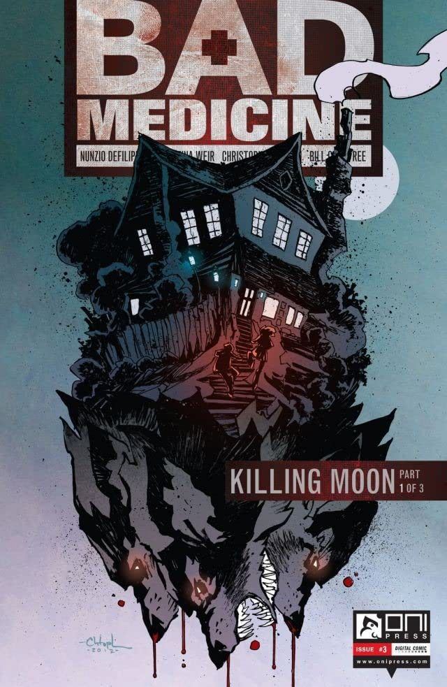Bad Medicine #3