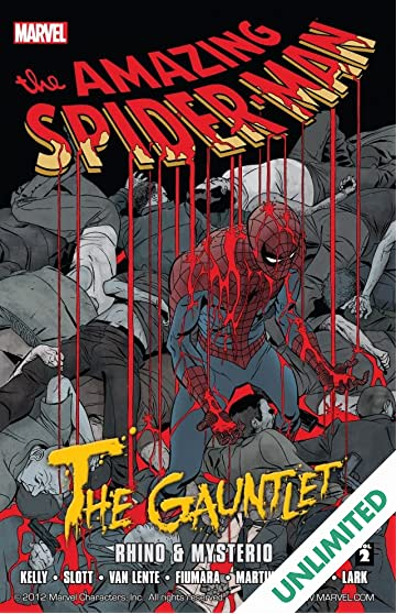 Spider-Man: The Gauntlet Vol. 2: Rhino and Mysterio