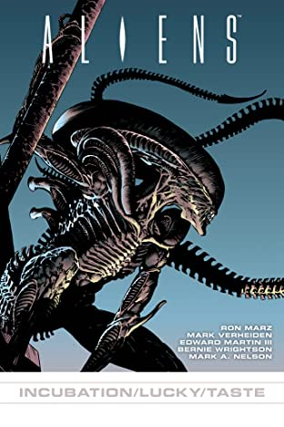 Aliens #25: Incubation/Lucky/Taste