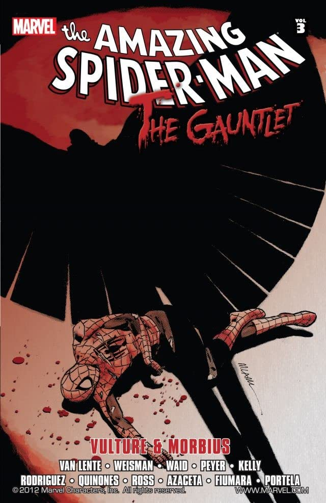 Spider-Man: The Gauntlet Vol. 3: Vulture and Morbius